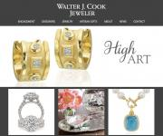 Walter J. Cook Jeweler - Total Rebranding Effort