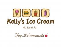 Logo Design for Ice Cream Shop and Quick Service Restaurant in Mt. Bethel PA
