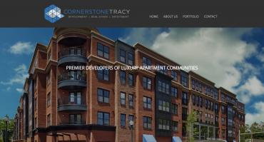 Cornerstone Tracy - Website Design & Video Production